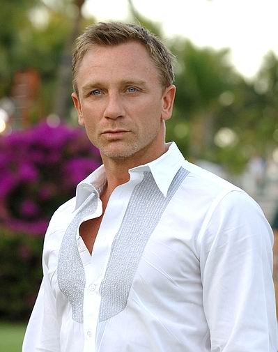 daniel craig - Yeni Nesil James Bond - Daniel Craig