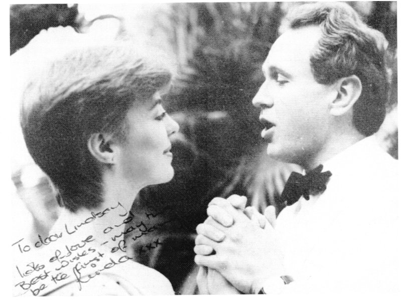 Perigo and Linda Anning - South Pacific, Wellington Operatic Society - 1985